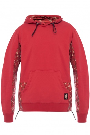 Hooded sweatshirt with logo od Coach